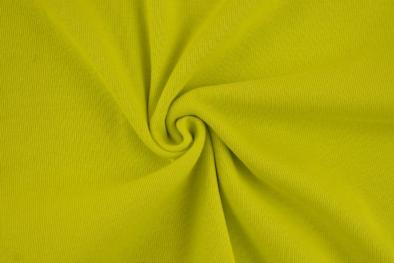 T-Knit Ribbing Lime